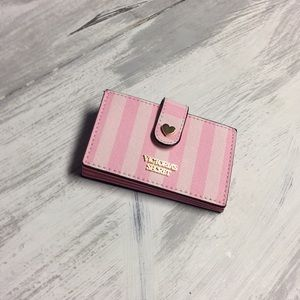 Victoria's Secret  Accordian Card Case